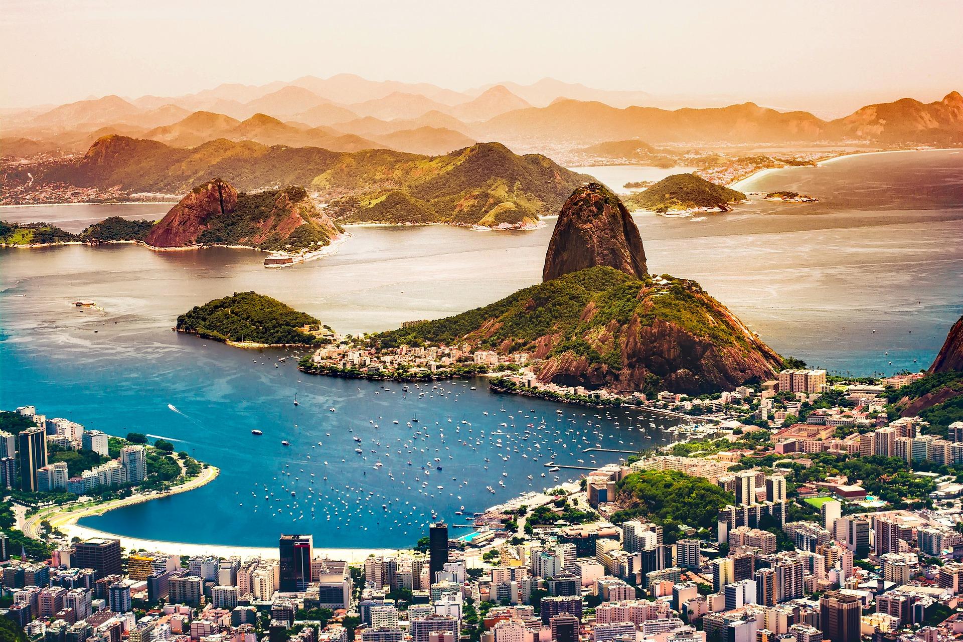 Crucero Carnavales en Río