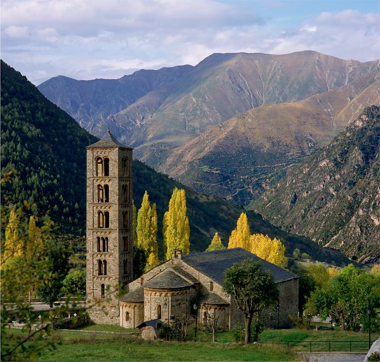 La Vall d'Aran i La Vall de Boí