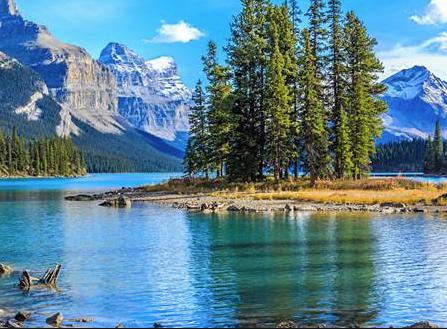 Canada Costa Oeste, Muchas más rutas
