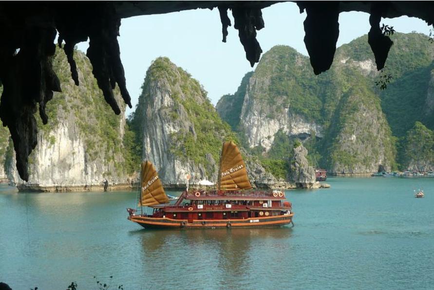 Vietnam de Norte a Sur (Muchas más Rutas)