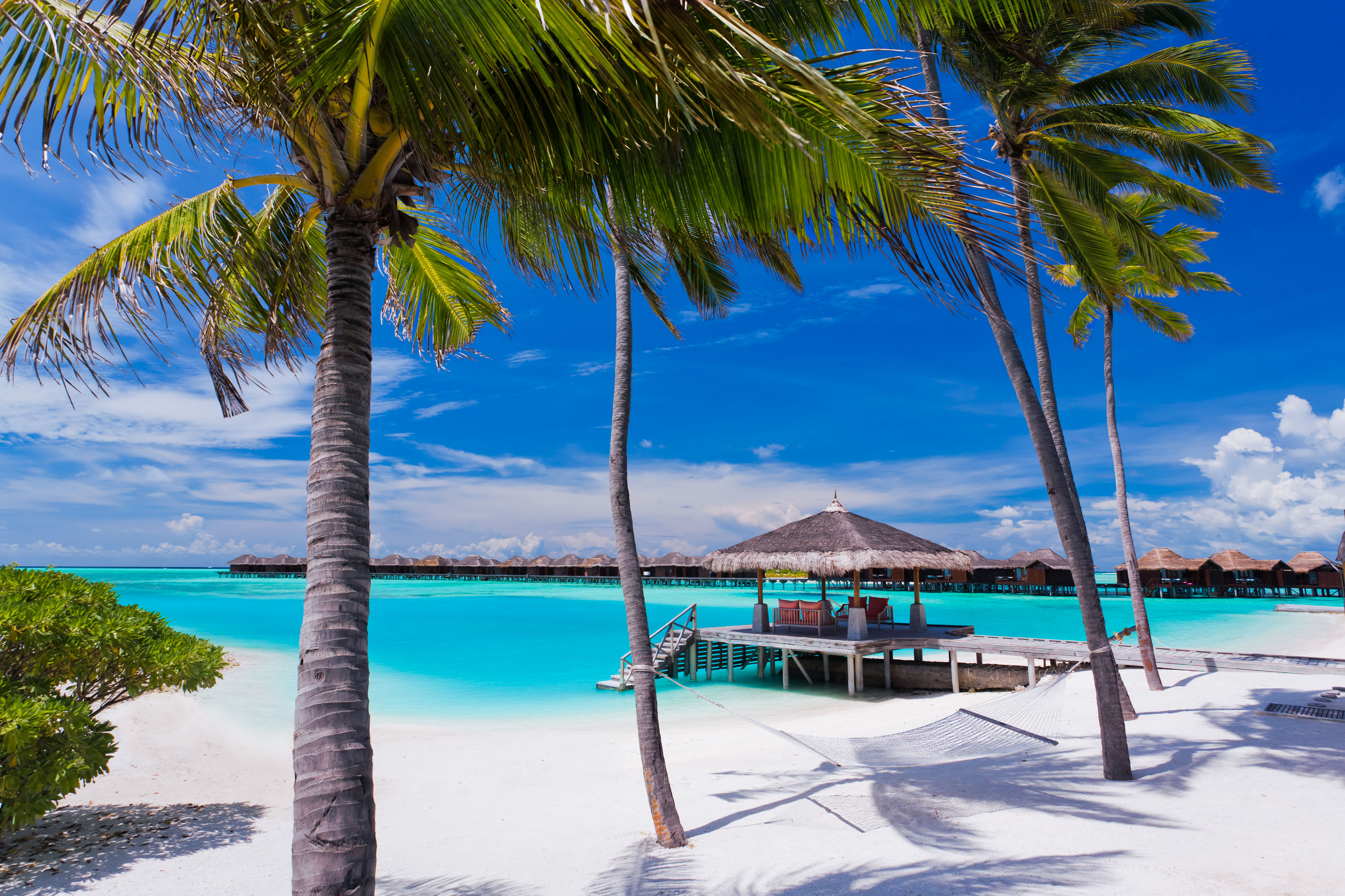 Estancias en Maldivas