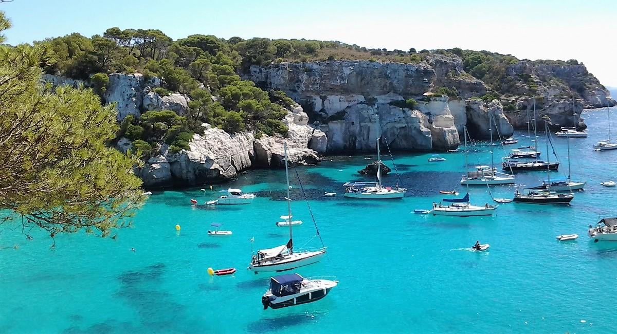 Paquete Menorca desde Barcelona