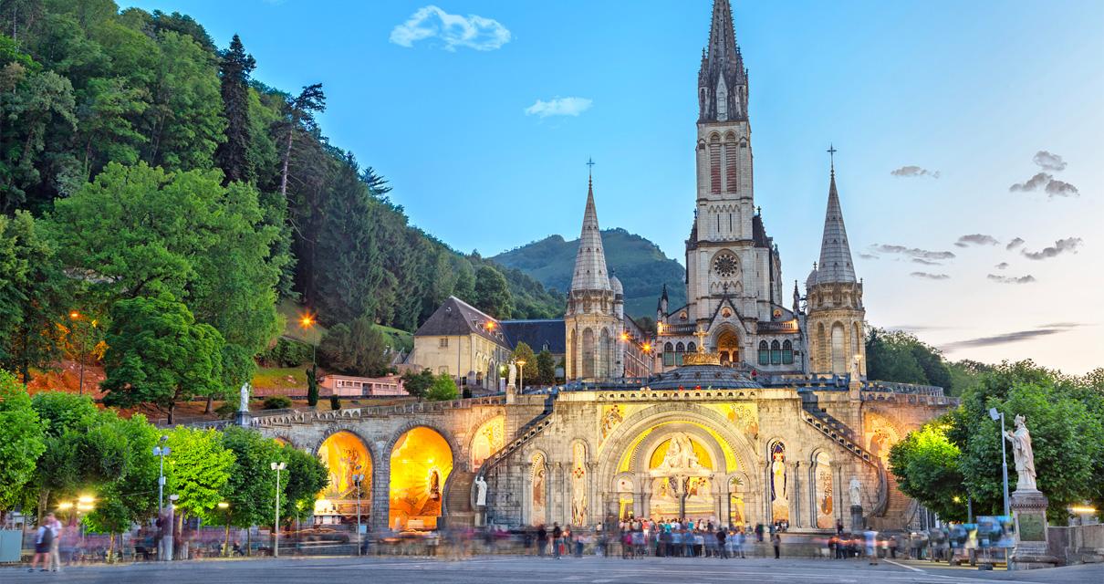 Lourdes, Circo de Gavarnie, Cauterets, Pont d'Espagne