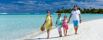 Familias en Punta Cana