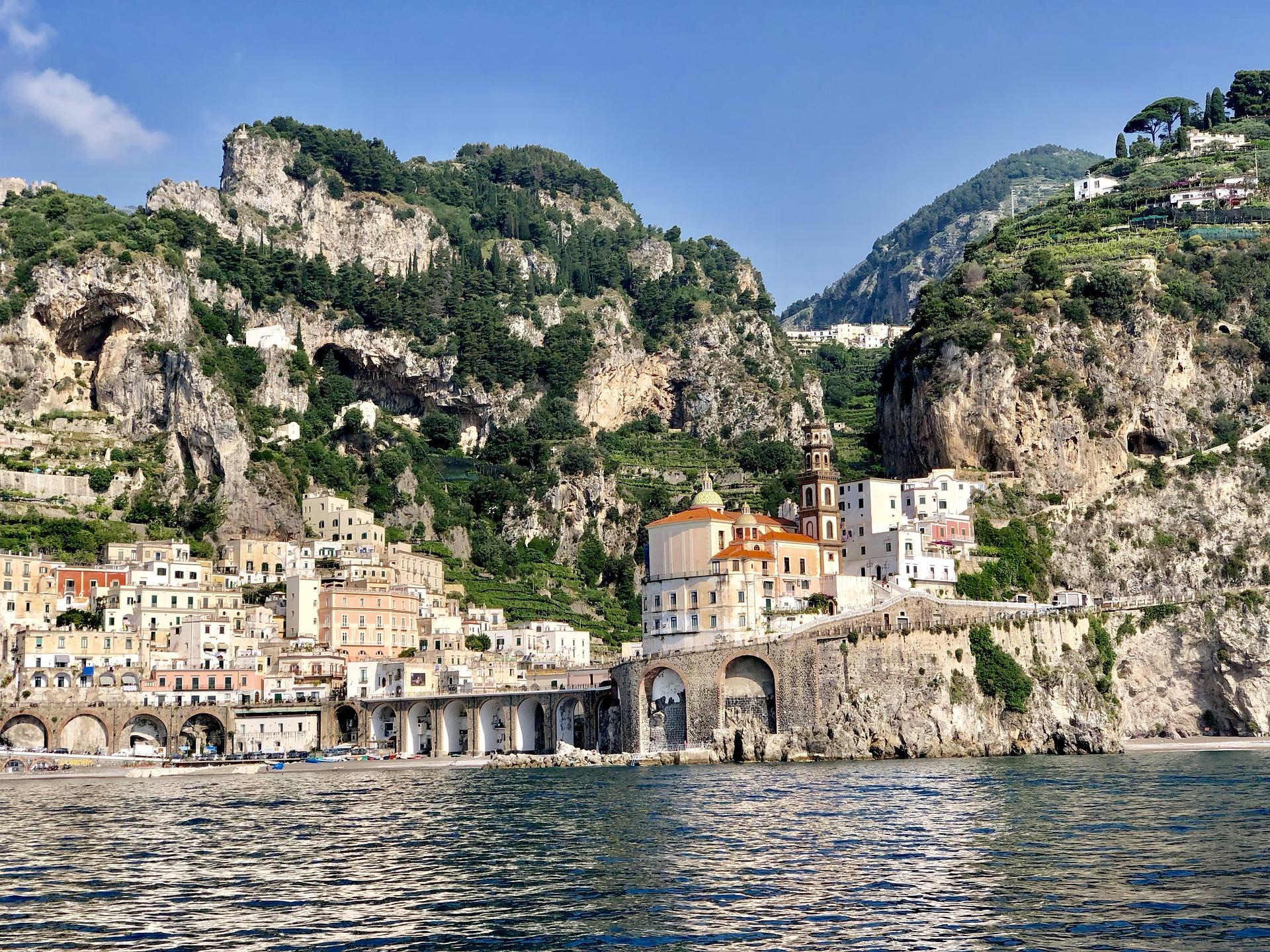 Peregrinación Sur de Italia