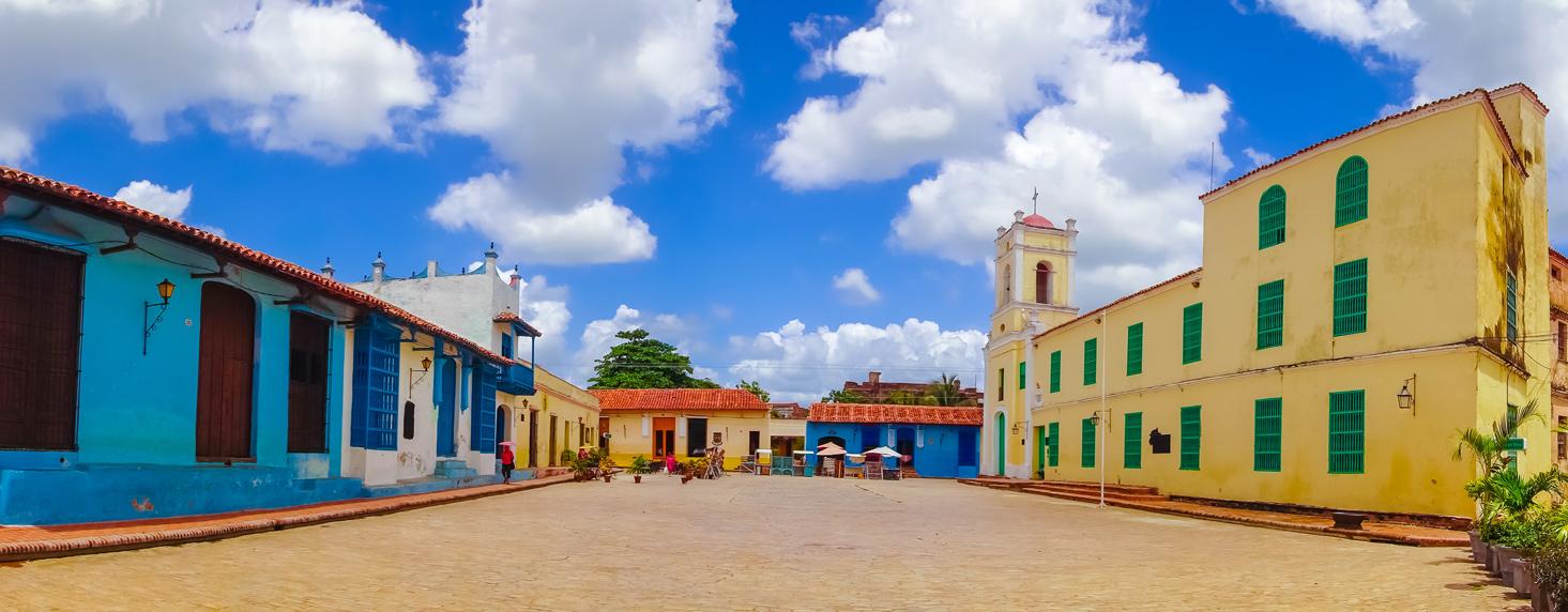 Habana - Circuito Viviendo Cuba Folleto - Habana