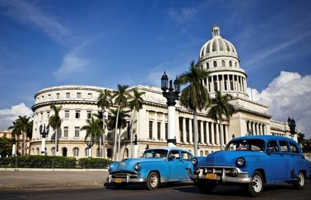 Habana - Circuito Una Pincelada Cubana Folleto - Habana