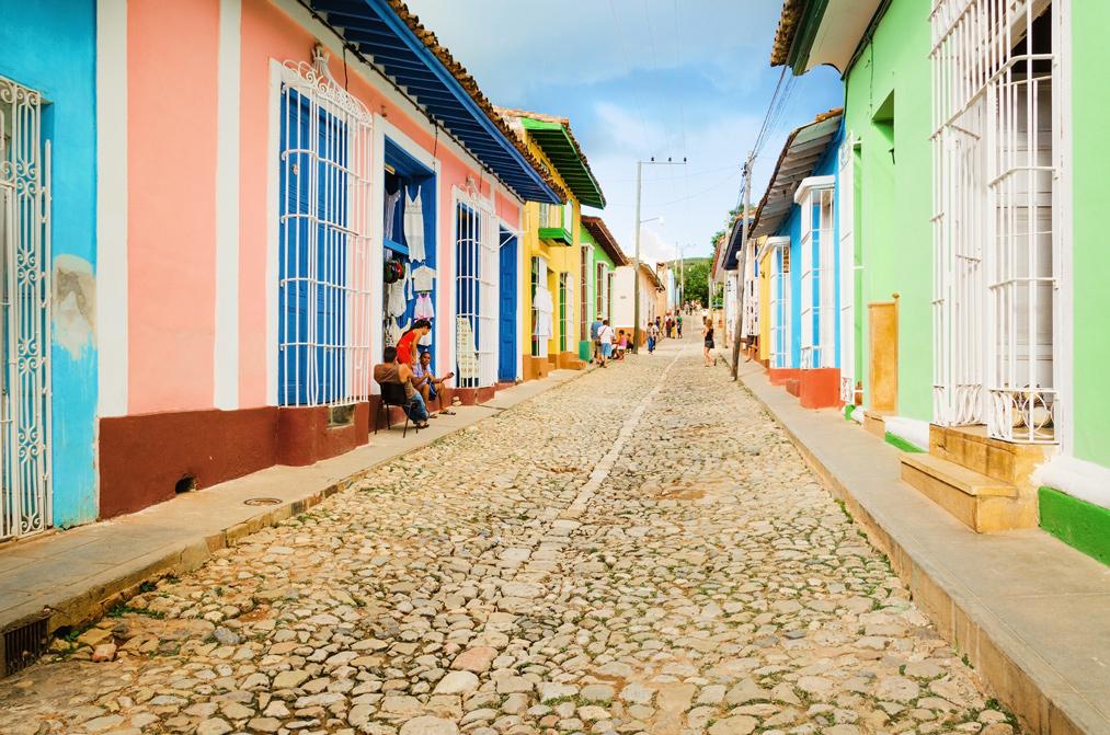 Habana - Circuito Recorriendo el Centro Folleto - Varadero