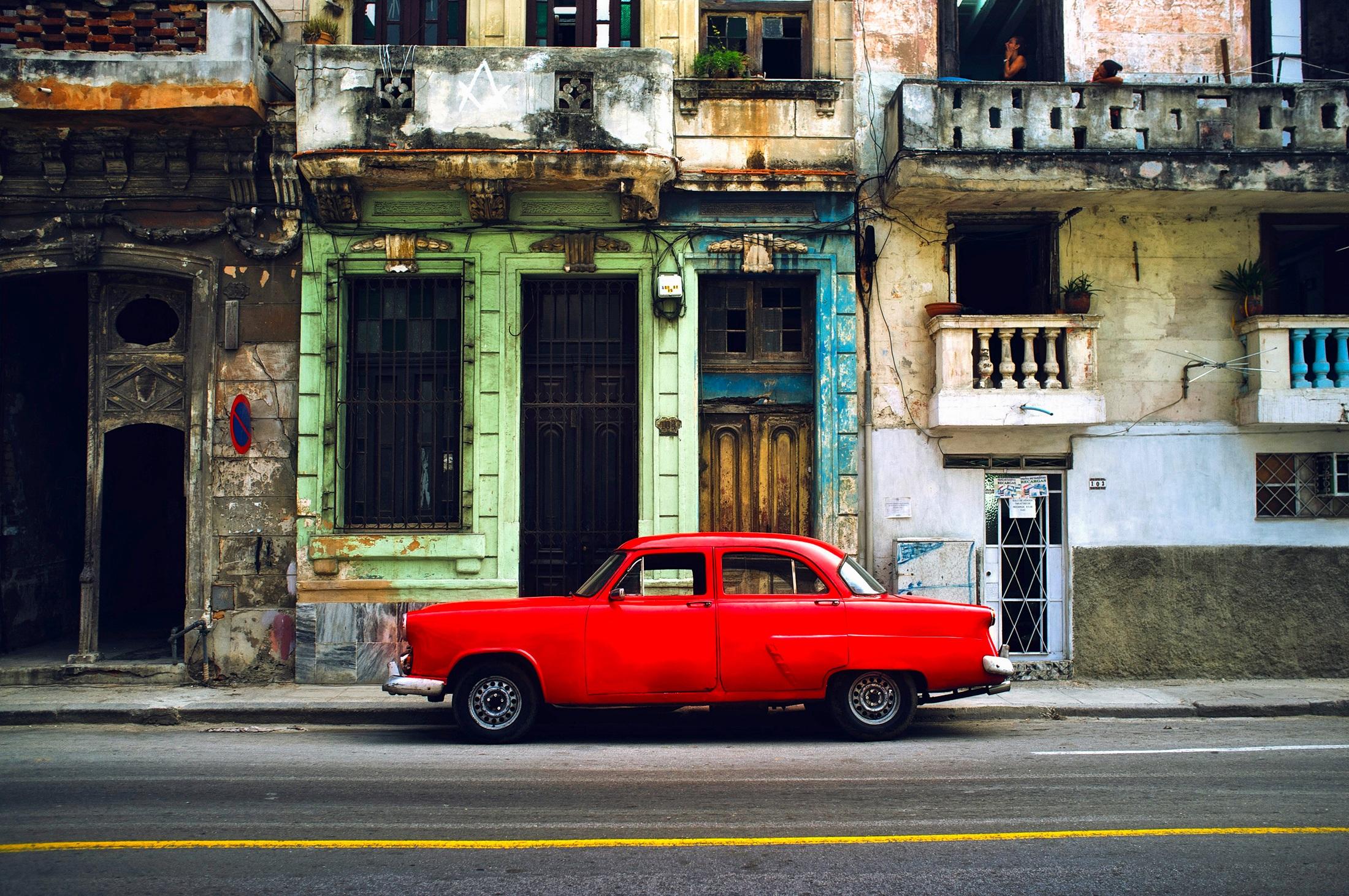 Viaja Solo. Habana-Varadero