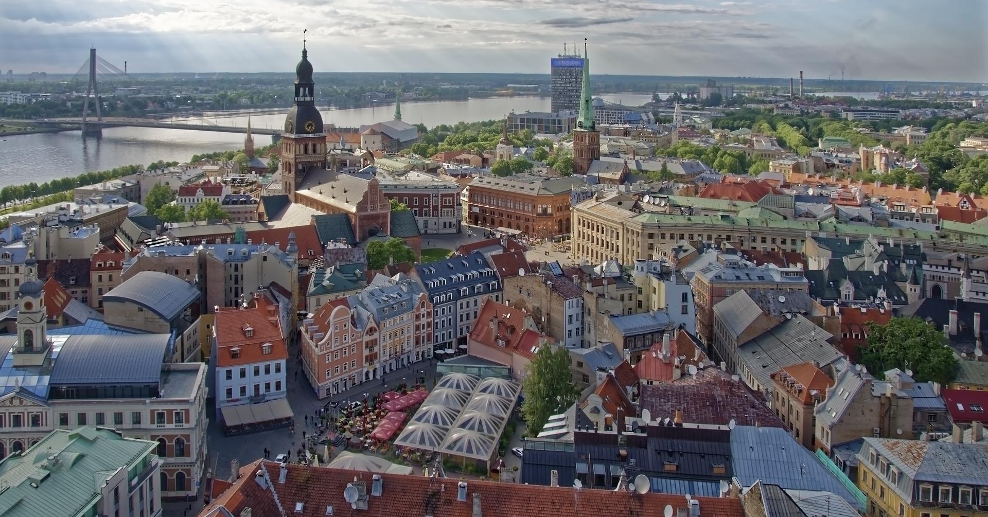 Republicas Balticas I (desde Zaragoza)