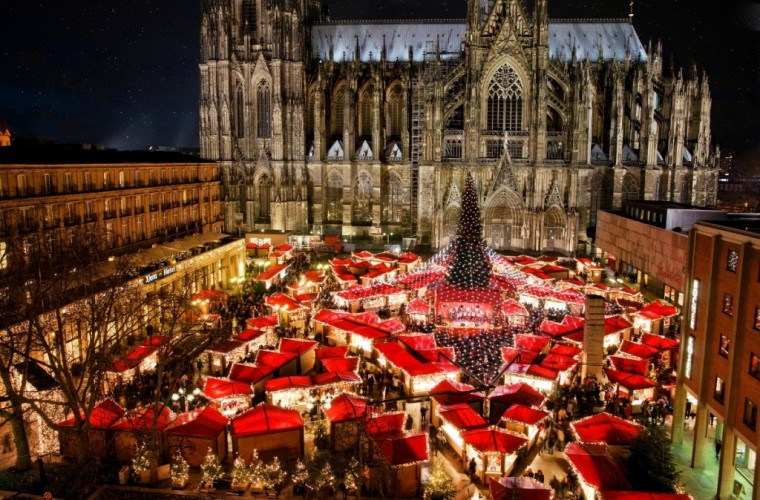 Mercadillos Navideños: Colonia, Düsseldorf y Bonn