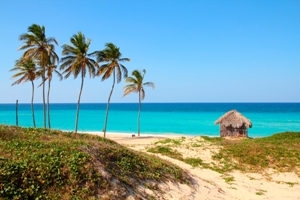 Combinado Habana/Cayo Santa Maria o Cayo Ensenachos/Habana - traslados terrestres - (a la carta)