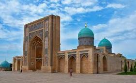 Muchas más Rutas,Uzbekistan 2019